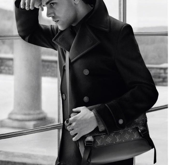 ntroducing the new Louis Vuitton Men's Campaign by Kim Jones with Xavier Dolan. Discover the collection on http://vuitton.lv/29luMxR. Photos by Alasdair McLellan