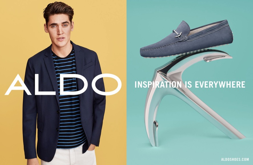 """e3b866c468 ALDO SS16- INSPIRATION IS EVERYWHERE (2) ALDO Shoes exposed a new colorful  ads campaign its Spring/Summer 2016 titled """"Inspiration ..."""