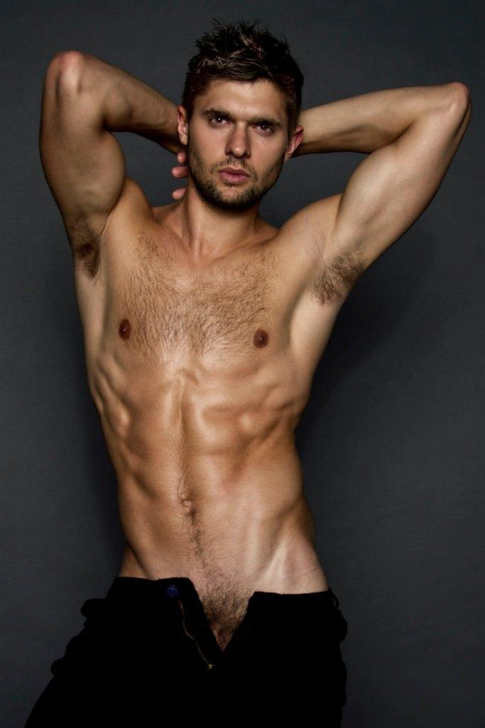Lets meet hottest AF model Anthony Parker shot by Sandy