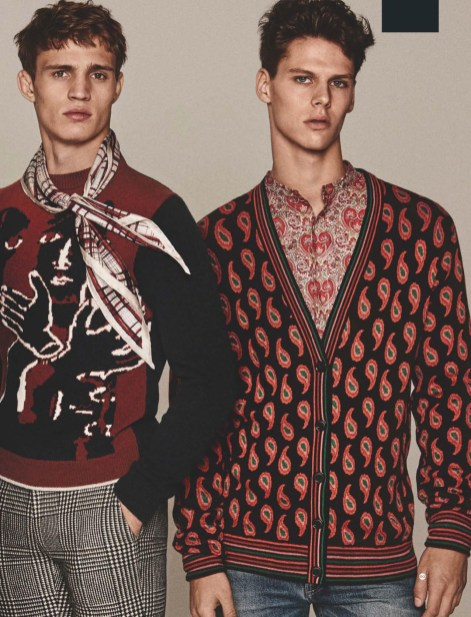 GQ UK September 2016: The GQ Collections Photographs by Giampaolo Sgura Styling by Luke Day