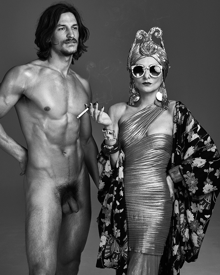 Portraits Nudes Flowers by Mariano Vivanco (2)