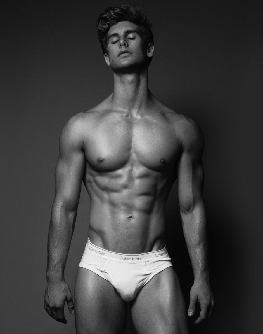 'Ken Doll' Ross Cook By Brian Jamie /PnV Network