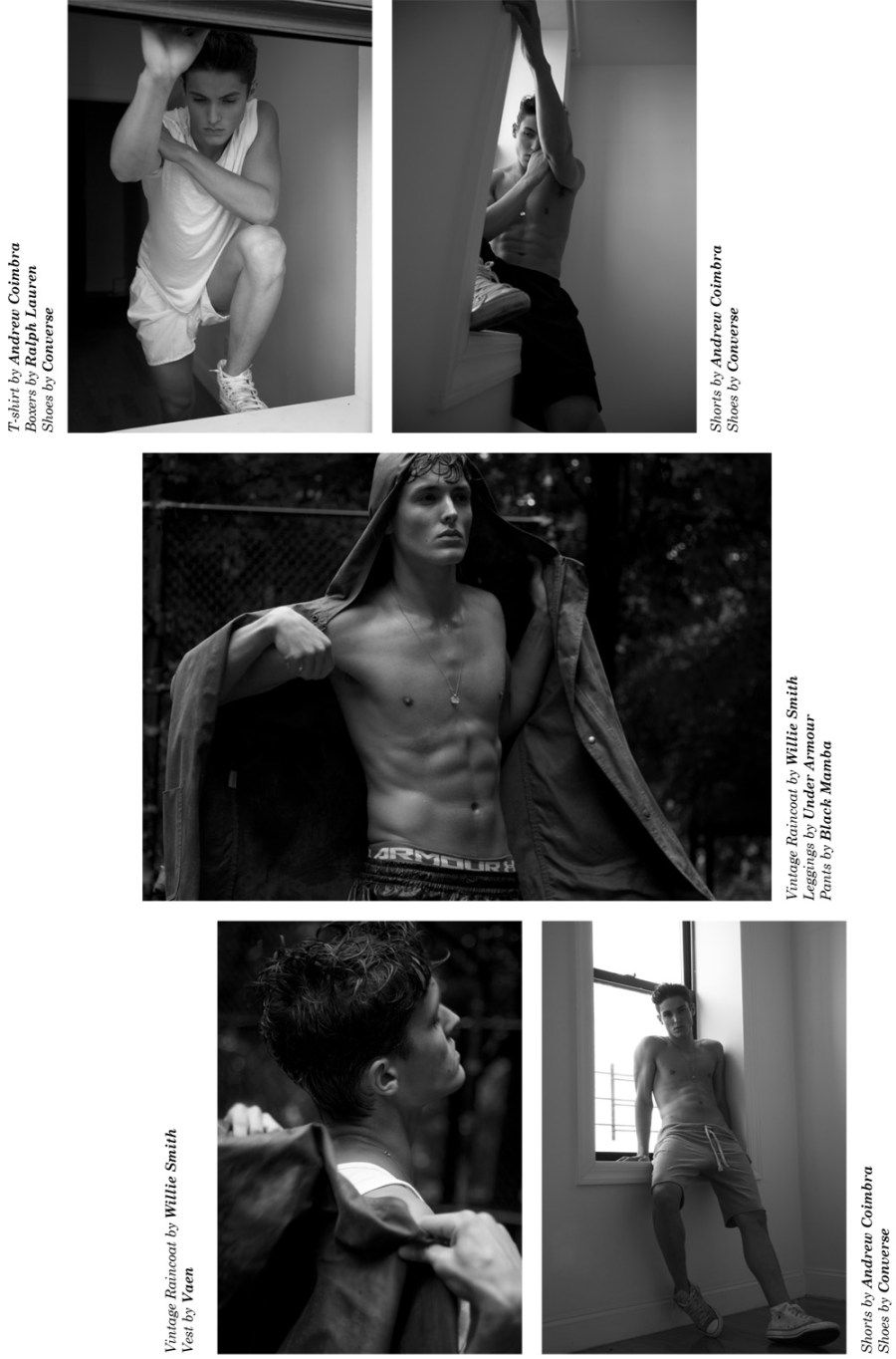 YEARBOOK presents: new story for Yearbook Fanzine with Colby Brittain at Kim Dawson Agency. Styled by Michael Fusco and Grooming by Chiala Marvici