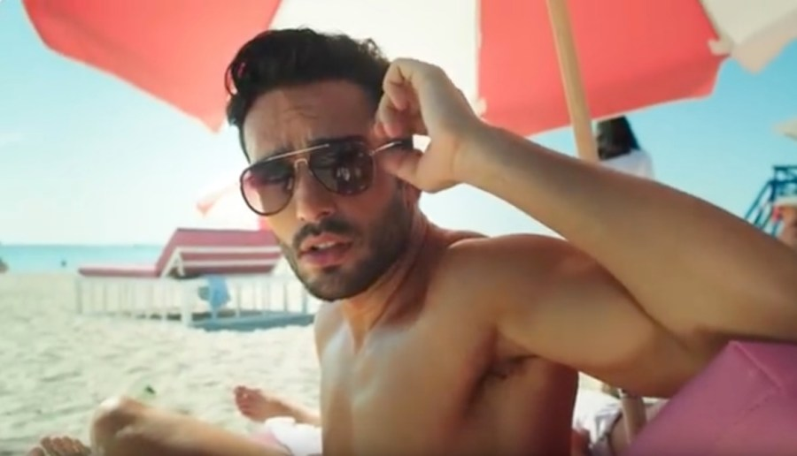 Find Out Andre Alex Joins Ricky Martin S New Vid Ft Maluma Fashionably Male