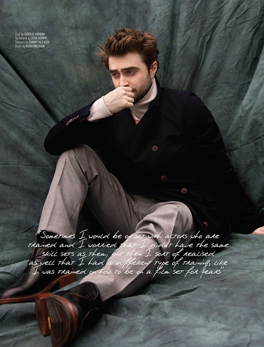 Daniel Radcliffe by Karl Simone for August Man Malaysia (11)