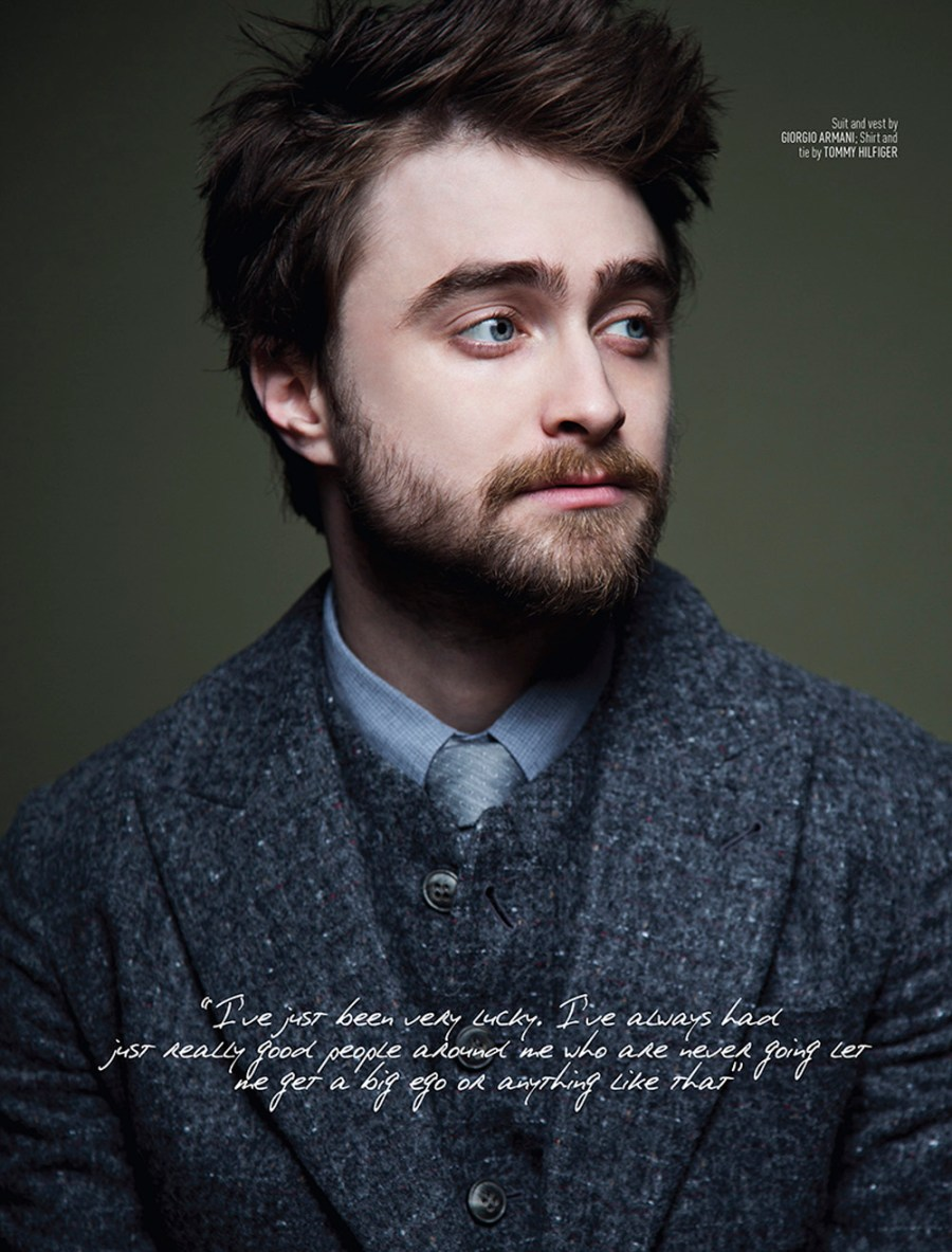 Daniel Radcliffe by Karl Simone for August Man Malaysia (3)