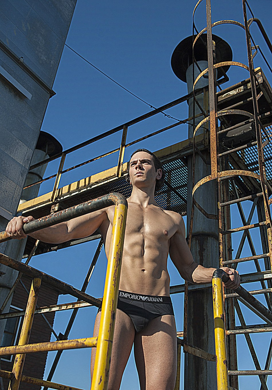 It is my pleasure to presents Boys Factory: Matteo Cupelli #002 by Daniel Rodrigues