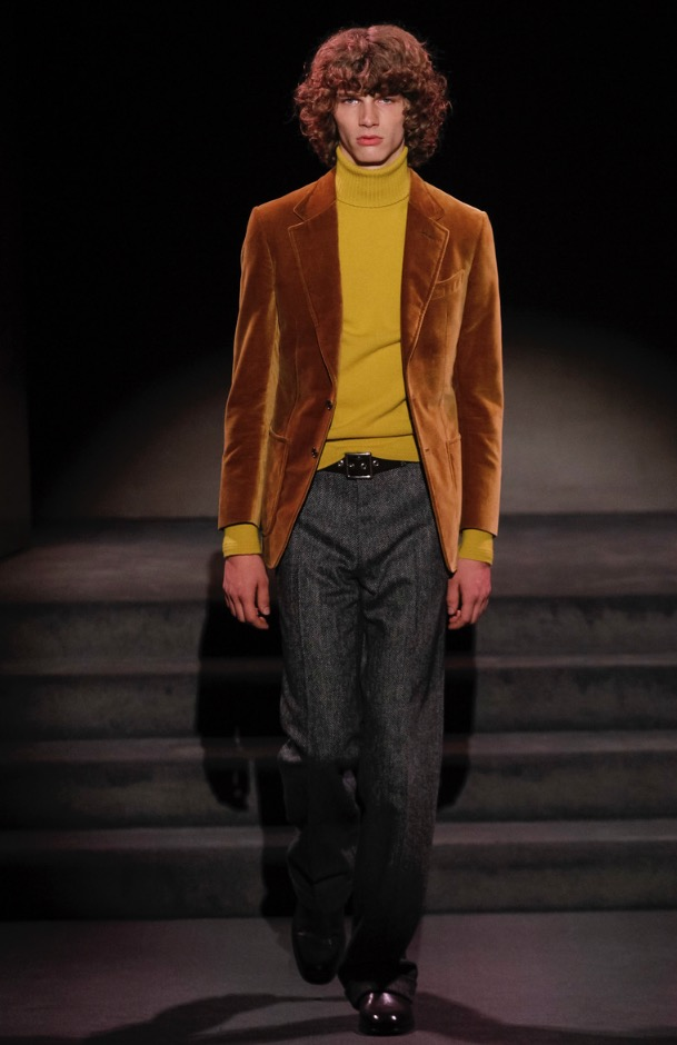 we only want to highlights the incredible design and stylish of menswear who was carefully design by Tom Ford to exposure a mesmerize collection for this Ready to Wear A/W 2016.