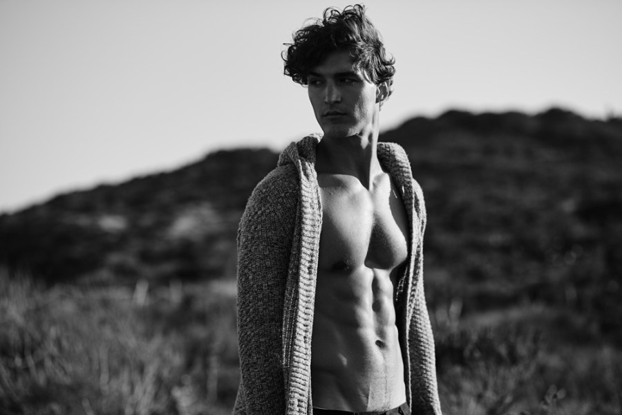 Photographer Alexis Adam finally come back to Fashionably Male in this fascinated set with model Andrew Lewandowski signed with: Wilhelmina LA, Soul NYC, Ignite MN, View Spain.