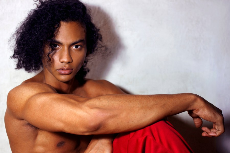 What a nice comeback: Duane Moreno by Joseph Bleu