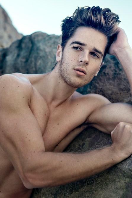 When you meet the boy of your dreams: Matt Saccuzzo by Hayden Su