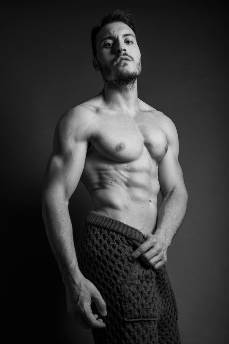 Hotness delivered to your screen: Salvatore Mazzarella by Giorgia Villa