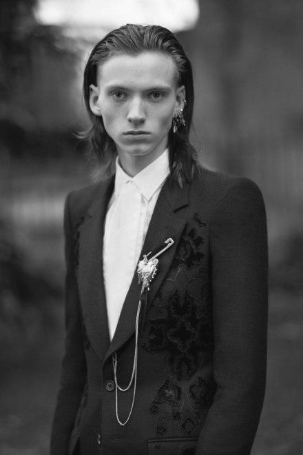 Alexander McQueen Men's Fall 2017