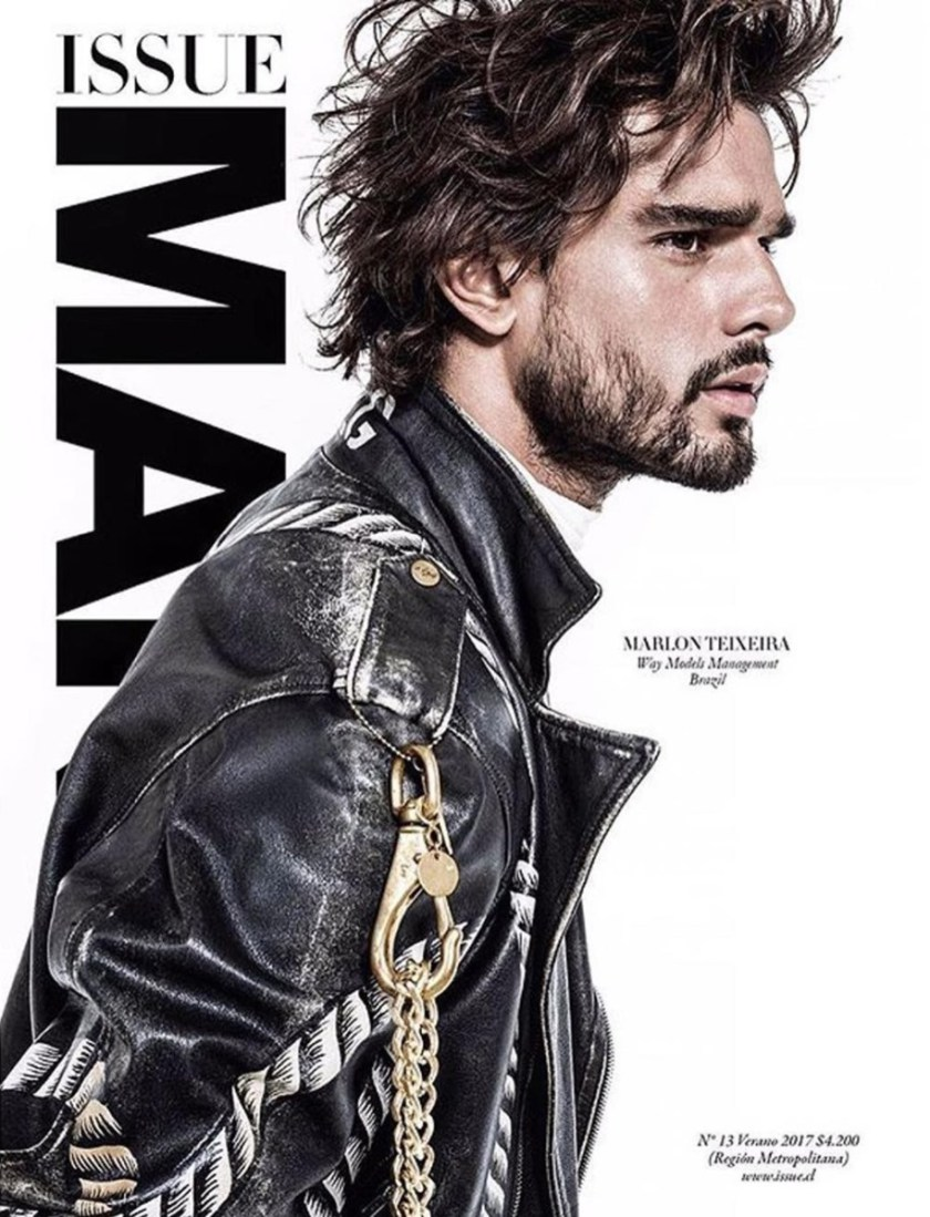 Marlon Teixeira for Issue Man #13 Summer 2017