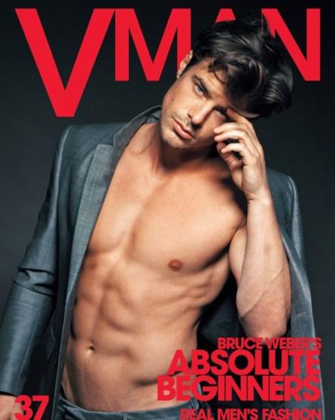 Justin Rock for VMAN #37