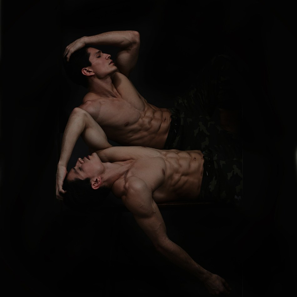 Alex Vega by Karim Konrad for Fashionably Male13