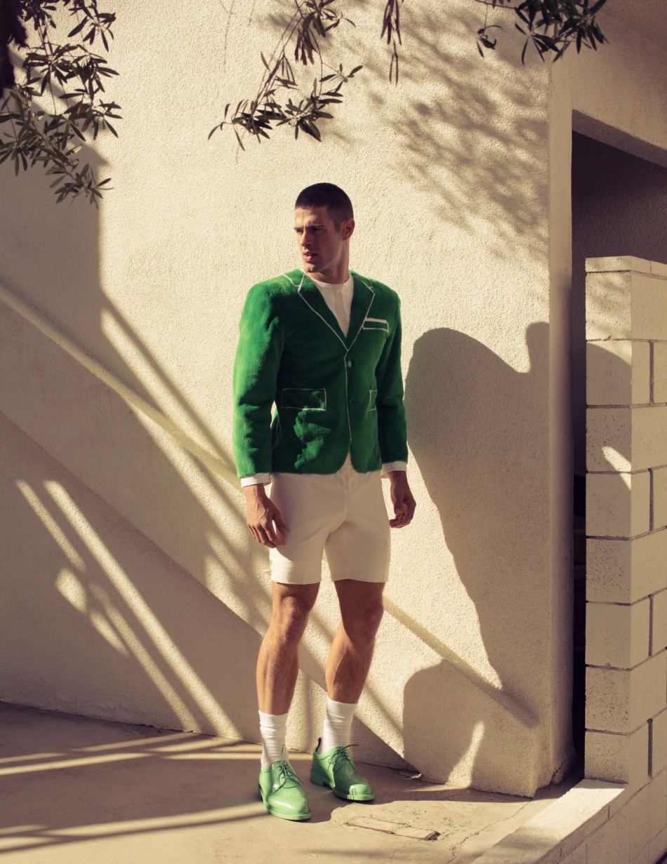 Chad White for GQ Style Russia SS177