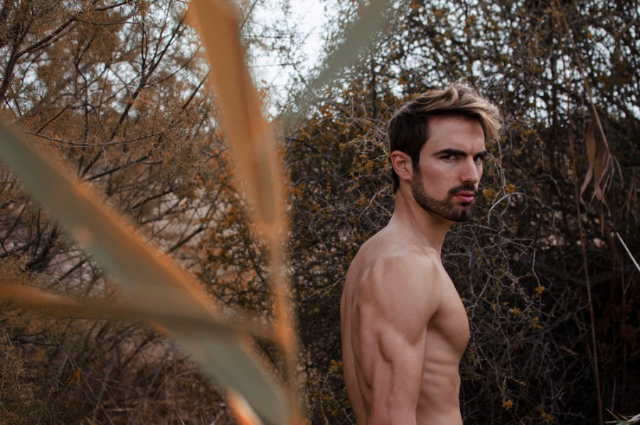 Exclusive for Fashionably Male Thomas Darya by Mai & Juan
