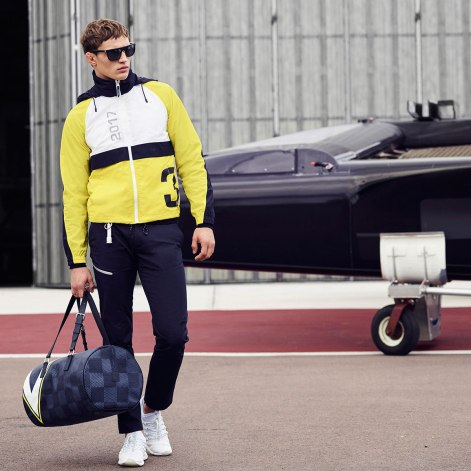 Louis Vuitton America's Cup Collection by Bruno Staub11