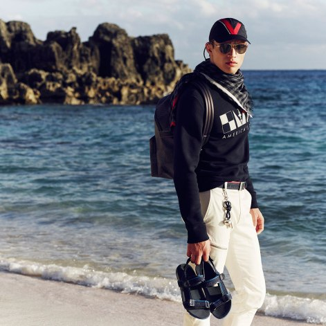 Louis Vuitton America's Cup Collection by Bruno Staub5