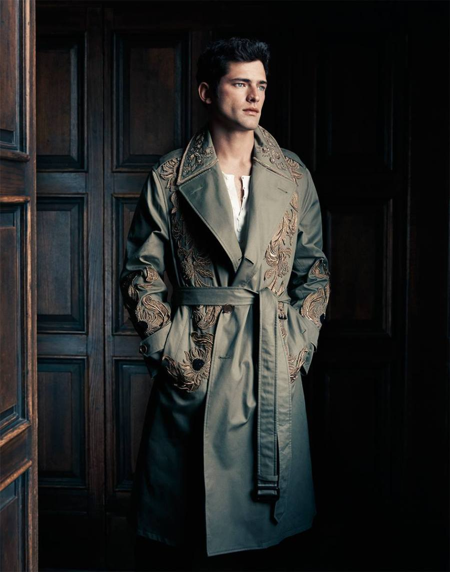 Sean OPry for Harpers Bazaar Taiwan March 20172