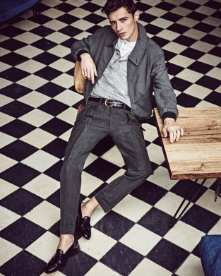 Adrien Sahores for Neiman Marcus Man April Book 20174