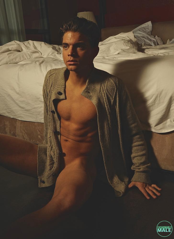 Caleb Weidenaar by KJ Heat for Fashionably Male5