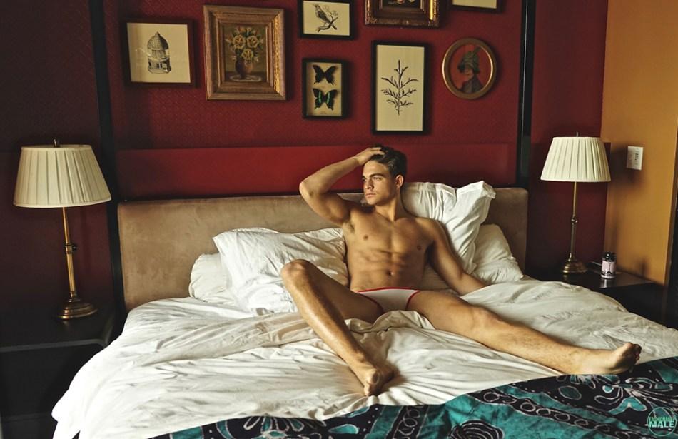 Caleb Weidenaar by KJ Heat for Fashionably Male7