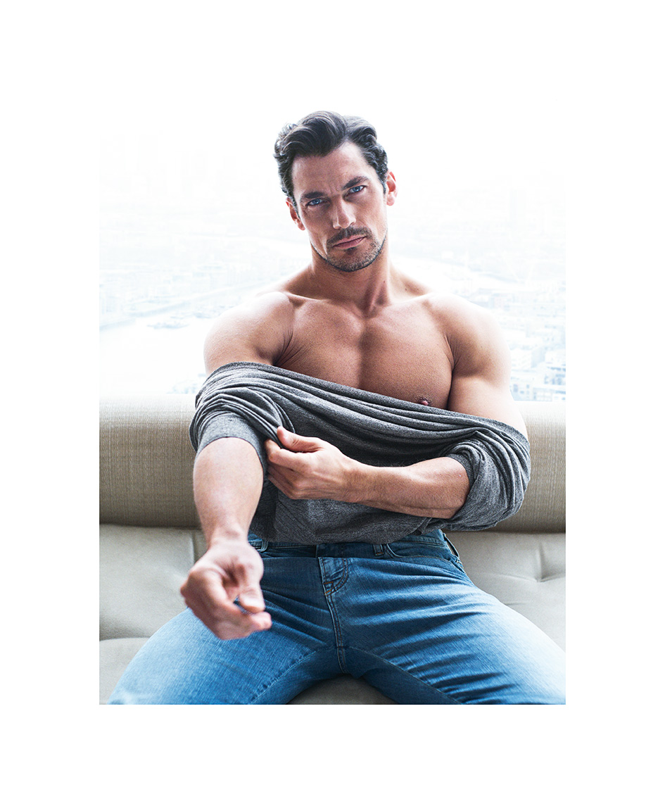 David Gandy for Codigo Unico Magazine4