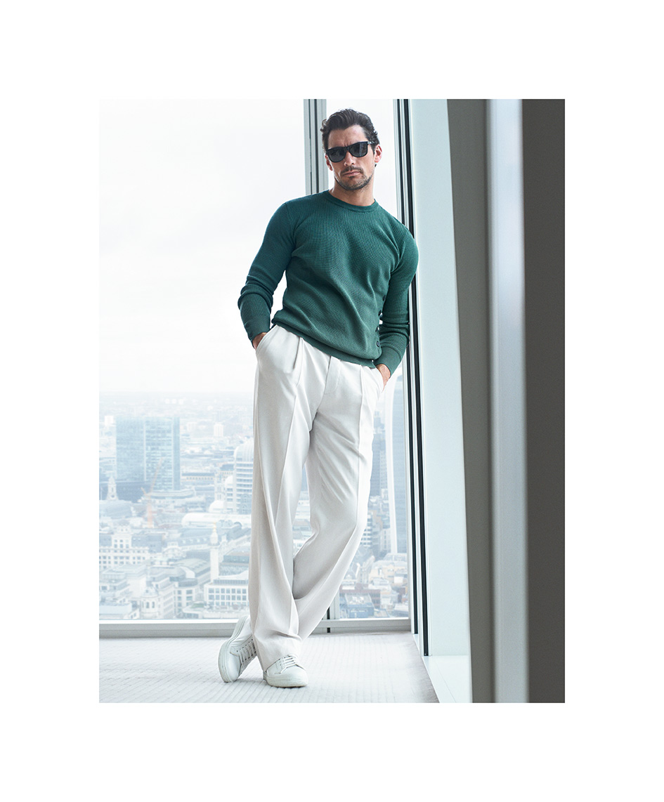 David Gandy for Codigo Unico Magazine5