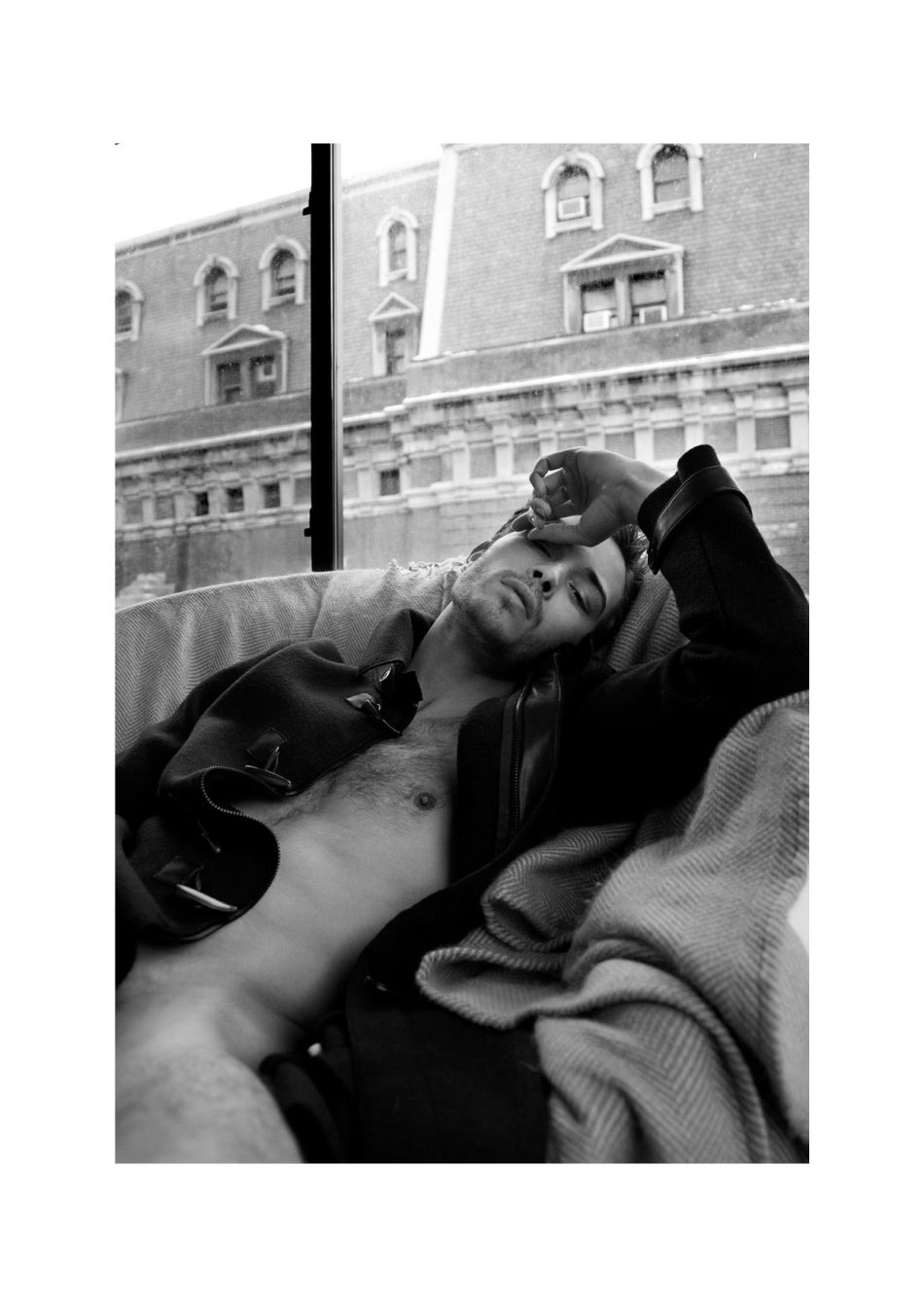 Francisco Lachowski by Karl Simone for Yearbook Fanzine6