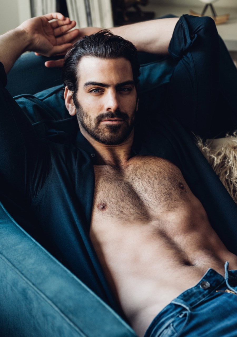Nyle DiMarco by Taylor Miller for Buzzfeed4