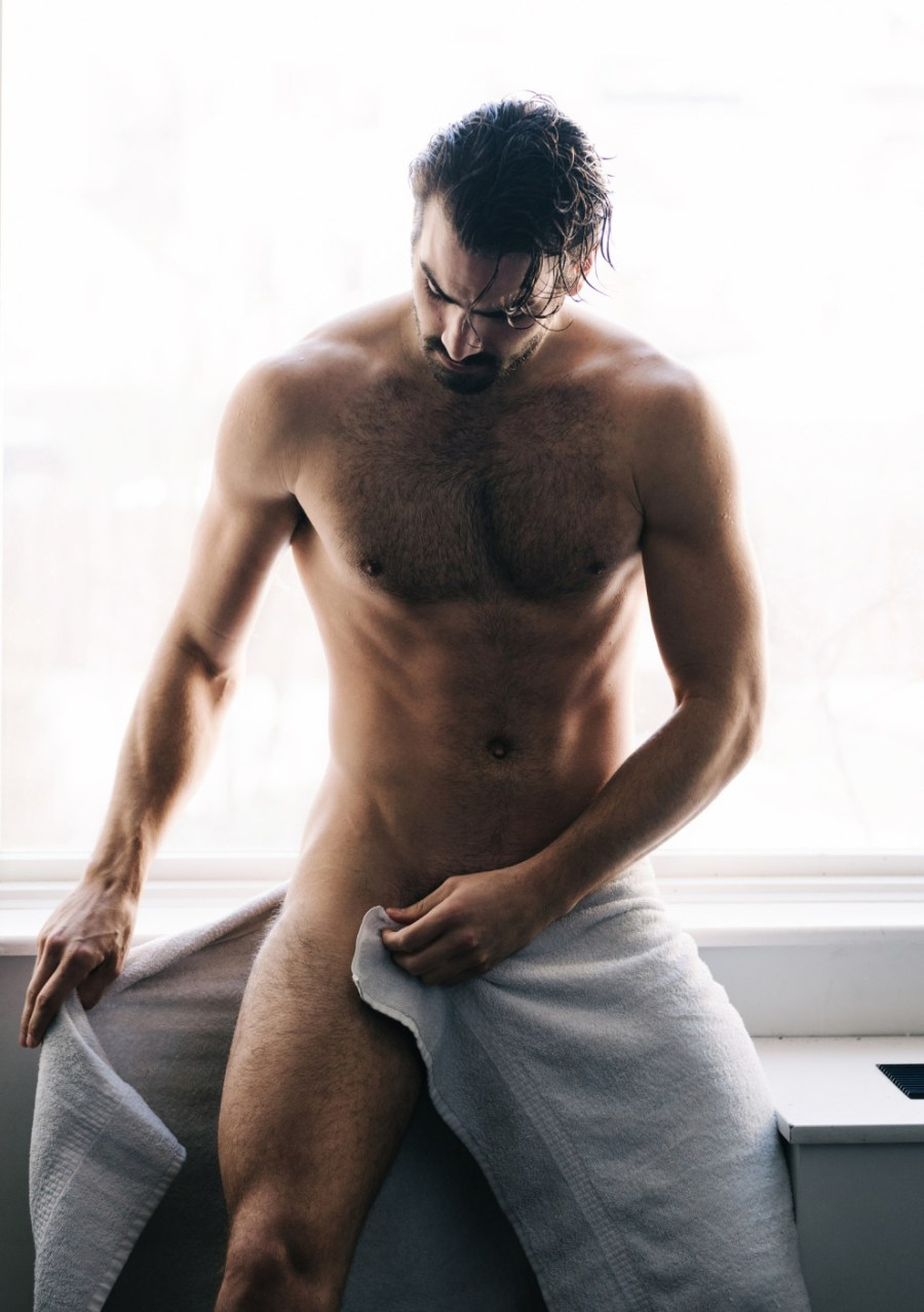 Nyle DiMarco by Taylor Miller for Buzzfeed5
