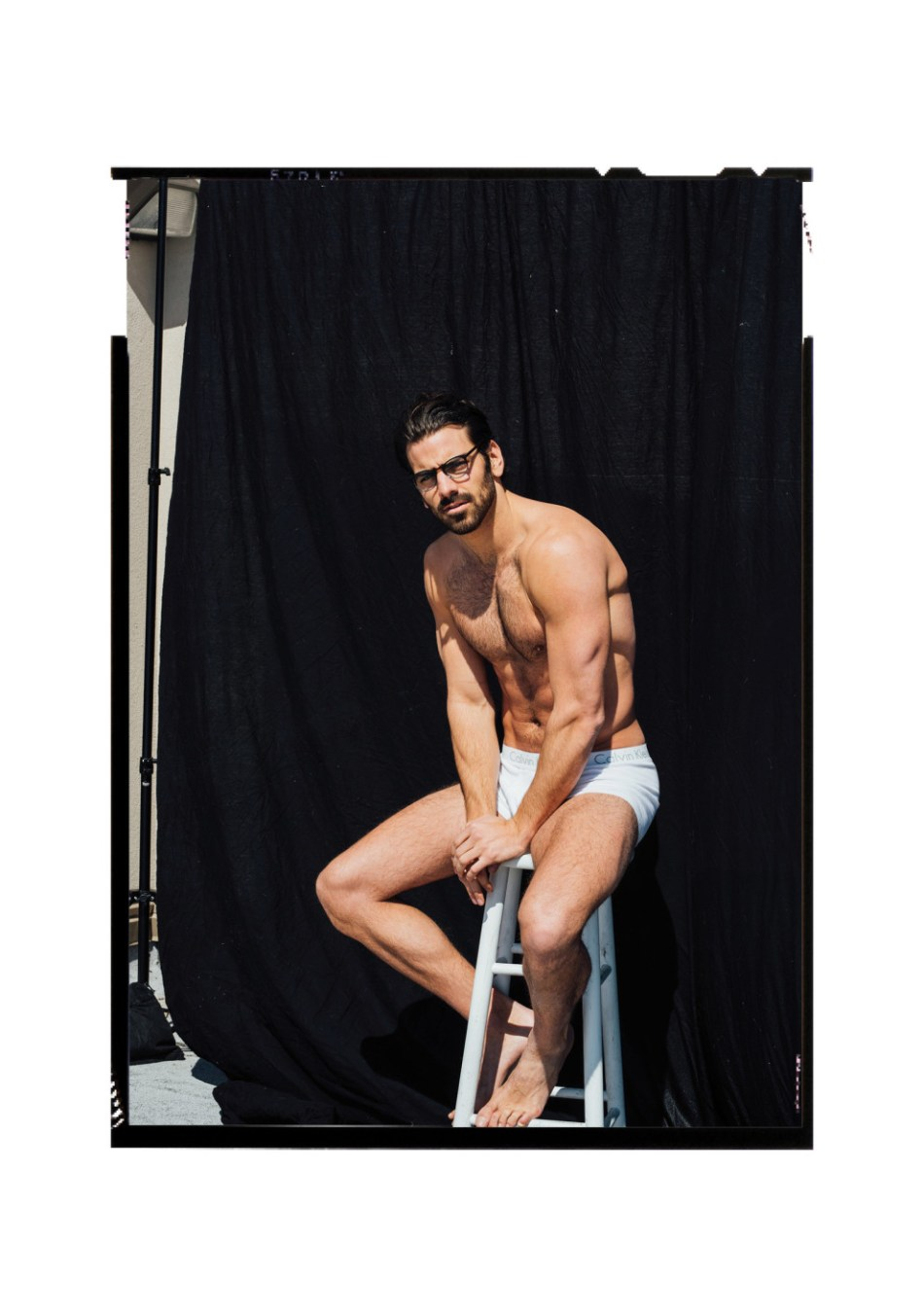 Nyle DiMarco by Taylor Miller for Buzzfeed6