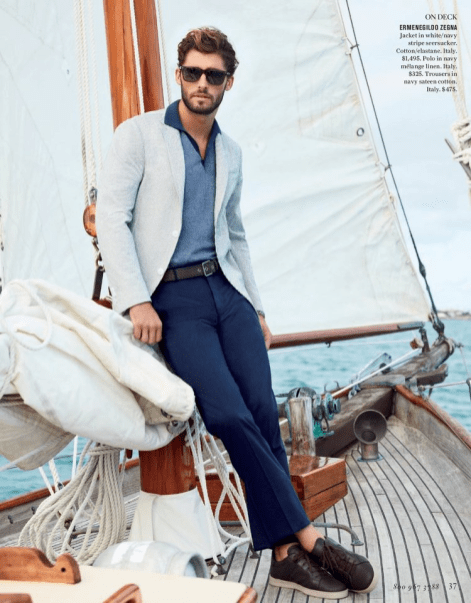 Alex Libby for Bergdorf Goodman SS17 Guide Style2