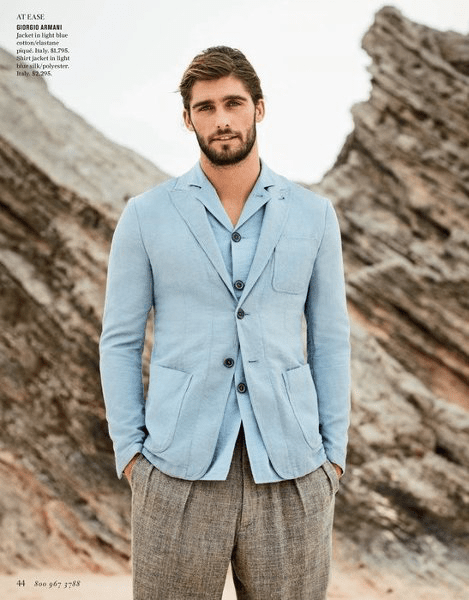 Alex Libby for Bergdorf Goodman SS17 Guide Style8
