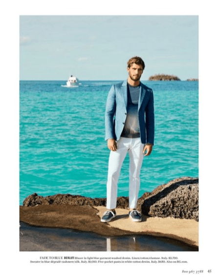 Alex Libby for Bergdorf Goodman SS17 Guide Style9