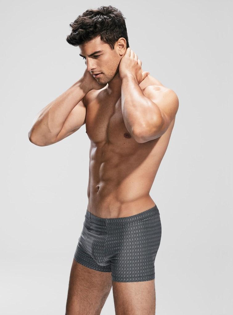 Frank Cammarata for Simons Underwear 2017 Catalogue10