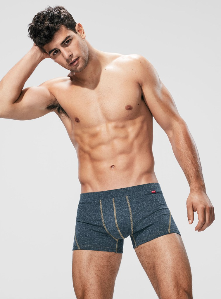 Frank Cammarata for Simons Underwear 2017 Catalogue9