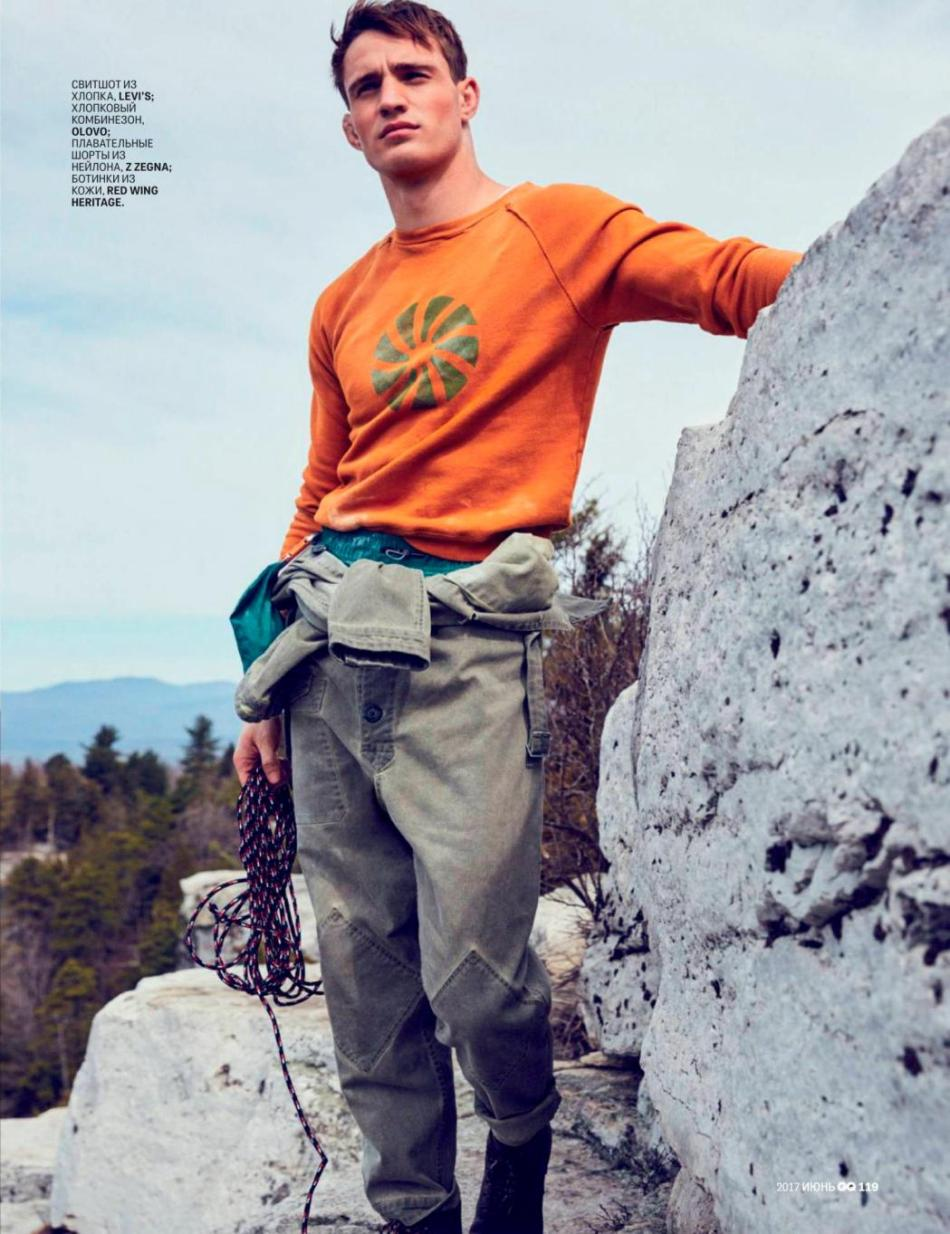 Julian Schneyder for GQ Russia June 2017 by Dean Isidro8