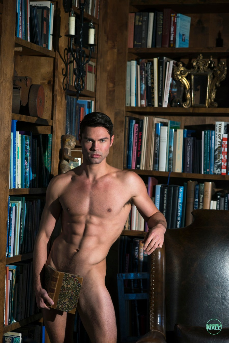 Justin Hughes by Matthew Mitchell for Fashionably Male2