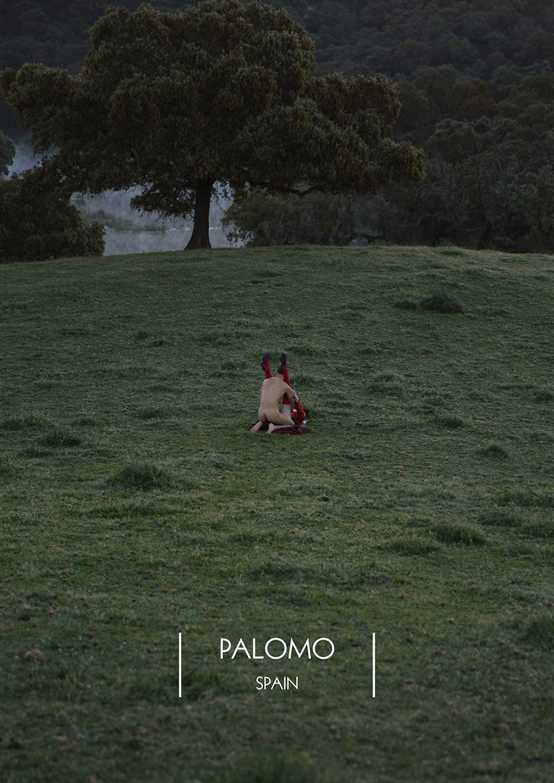 Palomo Spain Fall:Winter 2017 campaign3