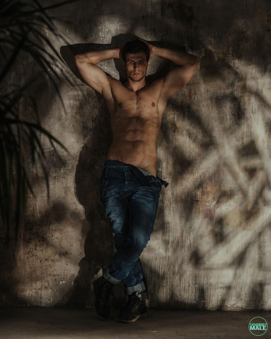 Tim Arlovski by Serge Lee for Fashionably Male2