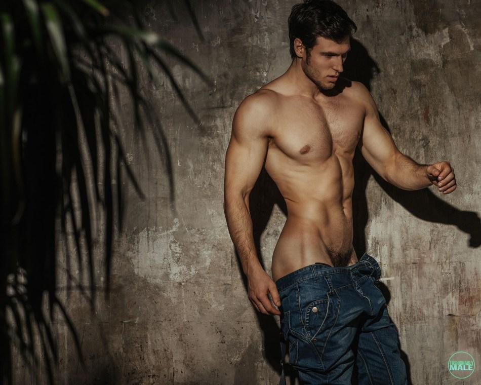 Tim Arlovski by Serge Lee for Fashionably Male8