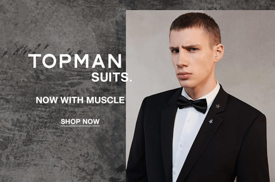 TOPMAN Suits SS172