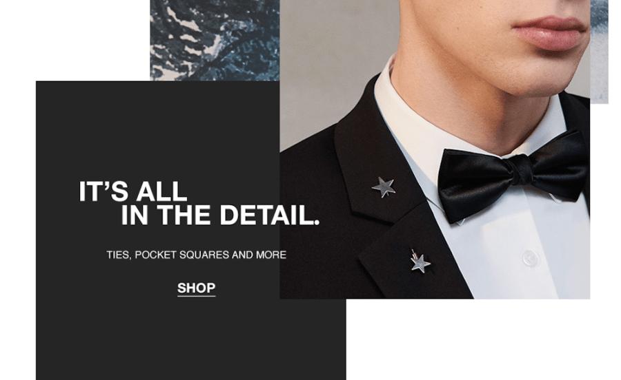TOPMAN Suits SS175