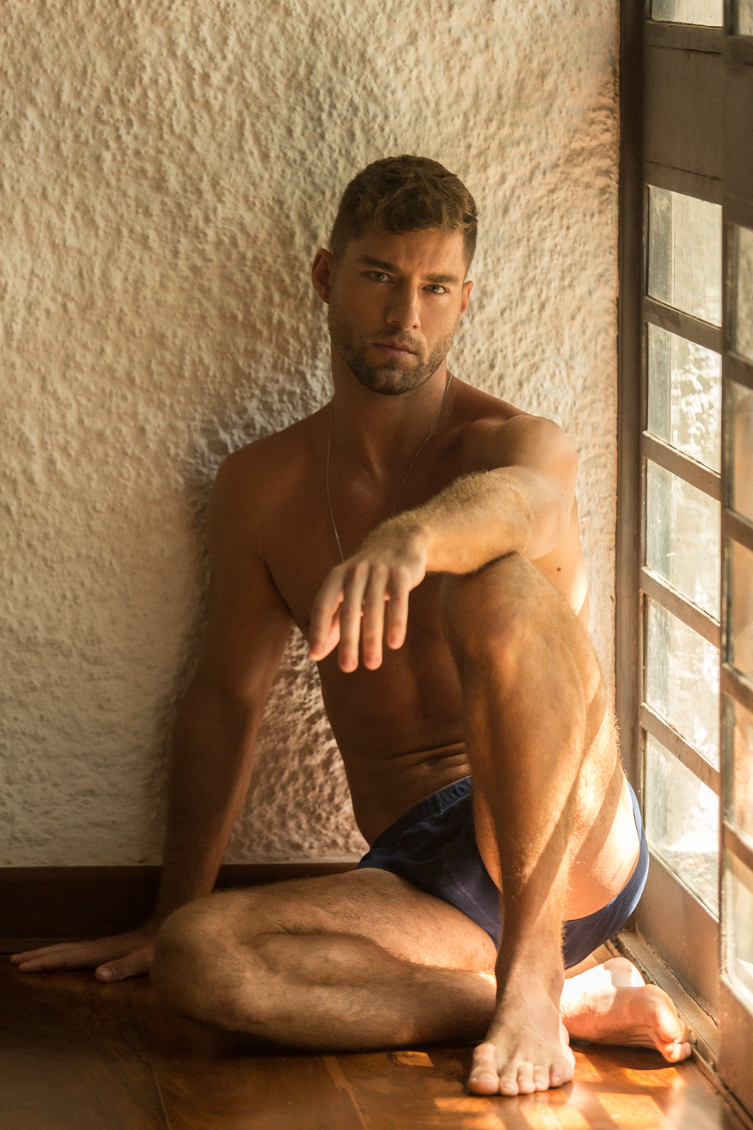 Andre Ziehe by Jeff Segenreich for Victor Magazine11