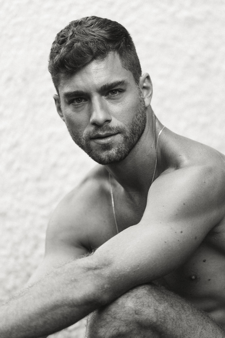 Andre Ziehe by Jeff Segenreich for Victor Magazine7