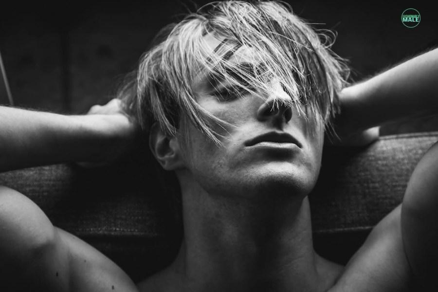 Andrew Kohagen by Rodolfo Martinez for Fashionably Male2