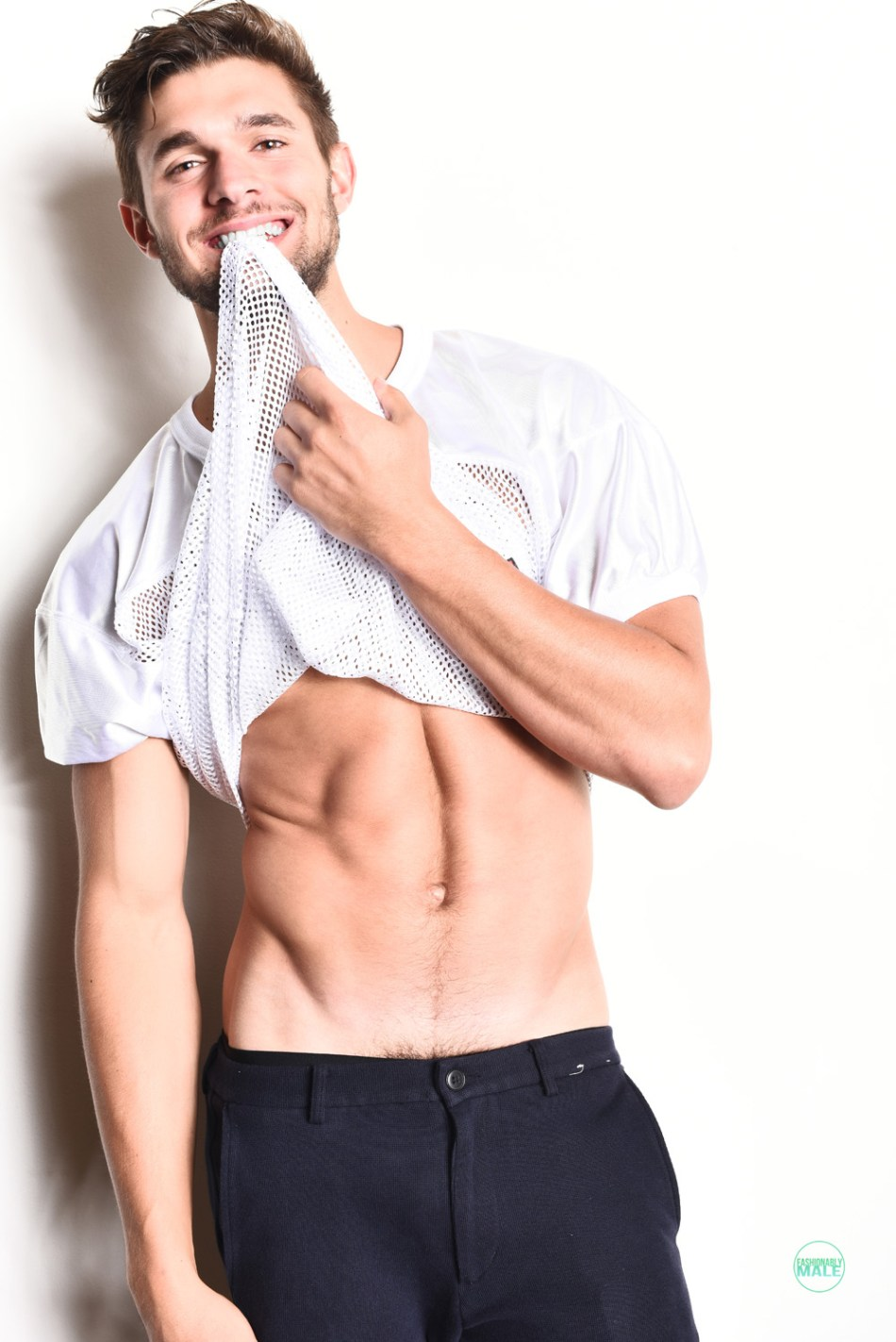 Anthony Parker by Phil Limprasertwong for Fashionably Male9